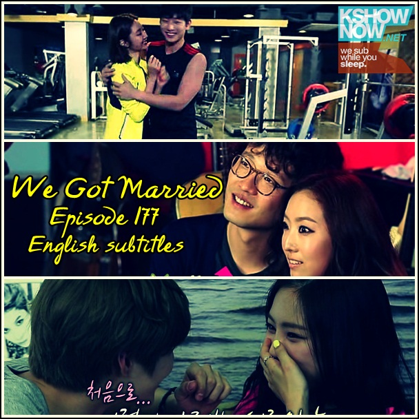 We Got Married eps 177 ENG SUB | hipstersco